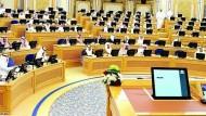 وزارة العمل السعودية : زيادة المقابل المالي على الوافد ليصل 12 ألف ريال سنويا لكبح البطالة