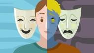 اضطراب ثنائي القطب مزيج من السعادة والاكتئاب !