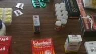 إغلاق صيدليات مخالفة وضبط أدوية منتهية الصلاحية في دمياط