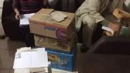 ضبط مدرس ينتحل صفة صيدلى وبحوزتة أدوية غير مصرح بها بالخلافية مركز جرجا بسوهاج