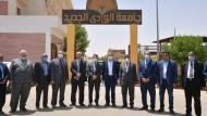 مجلس الوزراء يوافق على إنشاء كلية الصيدلة بجامعة الوادي الجديد